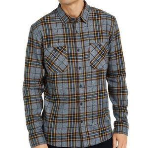 Levi's Men's Crance Plaid Flannel Shirt